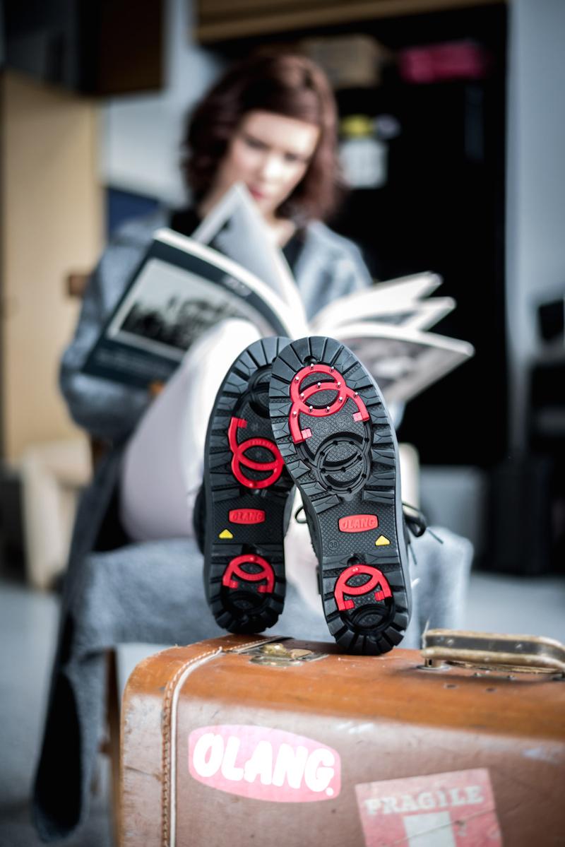 Agrippez-vous à l'hiver avec les bonnes bottes!